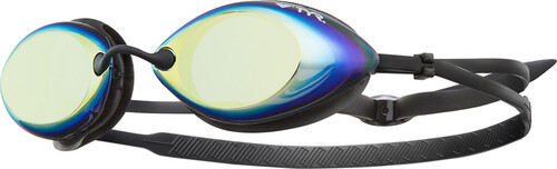 TYR Blackhawk Racing Polarized Goggles gold/black/navy 2018 Schwimmbrillen TF6Yq5W